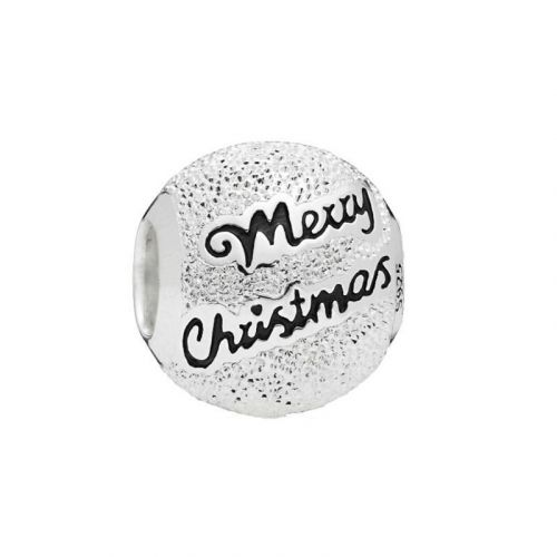Talisman din argint Merry Christmas