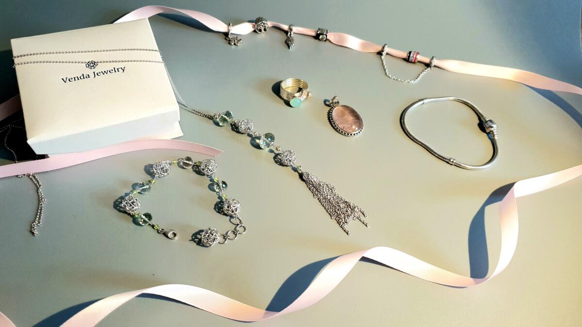Bijuterii din argint VendaJewelry